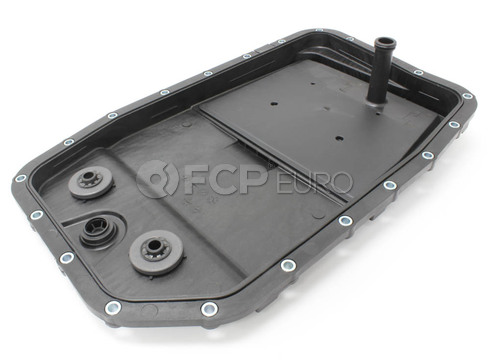 BMW Auto Trans Oil Pan With Filter (GA6HP26Z) - Meistersatz 24152333903