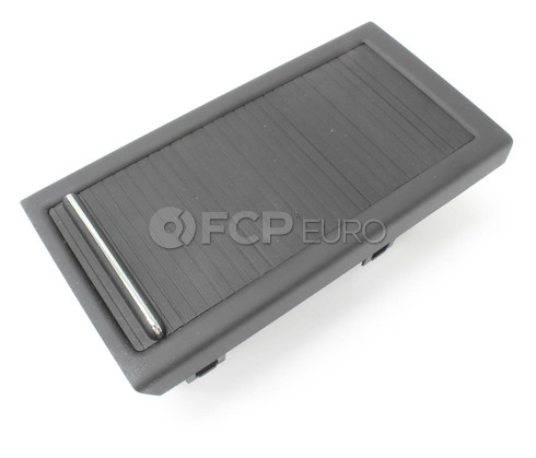 BMW Insert With Roller Cover (Black) - Genuine BMW 51167043093