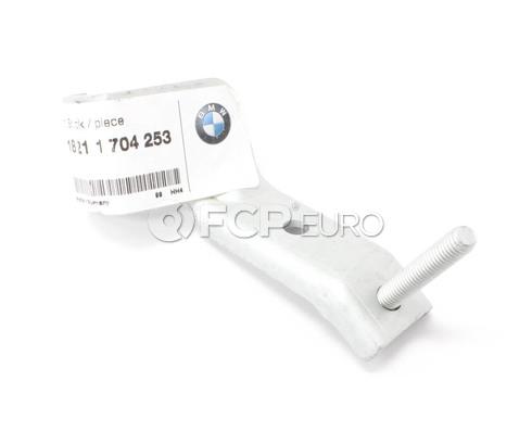 BMW Exhaust Bracket Left (740i 740iL 750iL) - Genuine BMW 18211704253