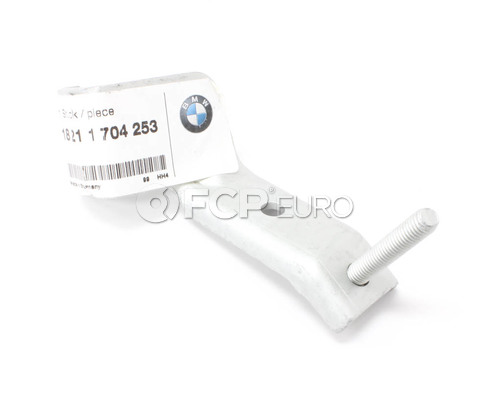 BMW Exhaust Bracket Left (740i 740iL 750iL) - Genuine BMW 18211704253