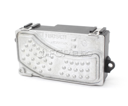 Audi HVAC B Motor Control Module - Genuine VW Audi 4F0820521A