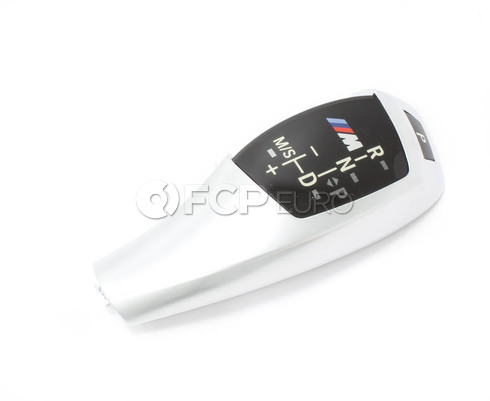 BMW Repair Kit F Gear Selector Switch Cover - Genuine BMW 61319204479
