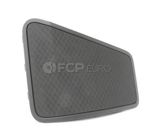 BMW Cover F Right Loudspeaker (Black) - Genuine BMW 51469127920