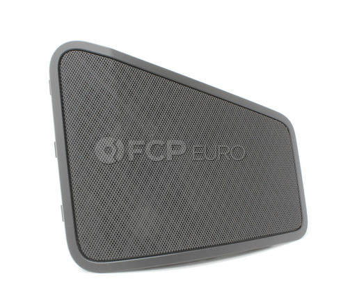 BMW Cover F Right Loudspeaker (Black) - Genuine BMW 51469127920