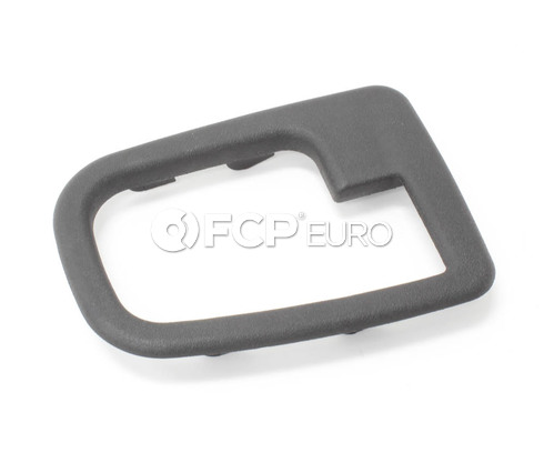 BMW Interior Door Handle Trim Right - Genuine BMW 51228219024