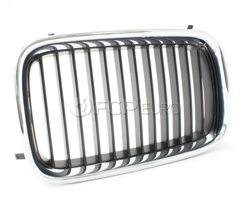 BMW Grille Right (318i 325is M3) - Genuine BMW 51138122238