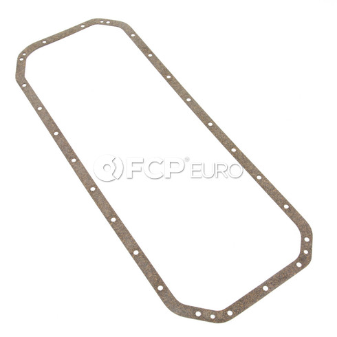 BMW Oil Pan Gasket (Cork/Rubber) - Genuine BMW 11131730234