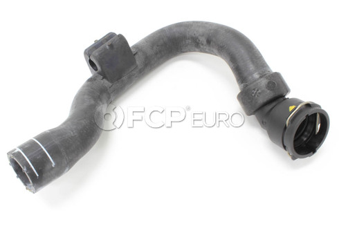 VW Radiator Coolant Hose Upper (Passat) - Genuine VW Audi 8D0121101AD