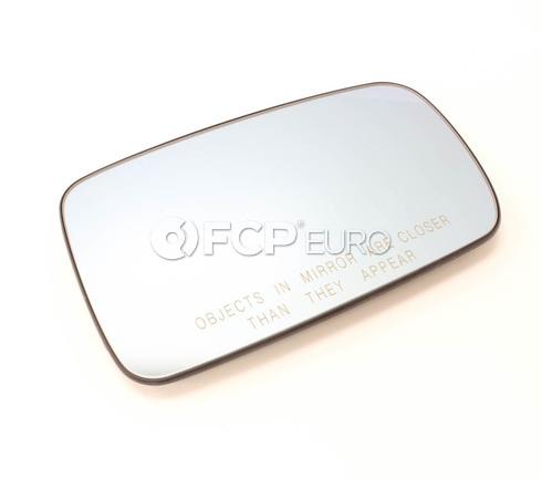 BMW Door Mirror Glass Right (E46 E65 E66) - Genuine BMW 51168247134