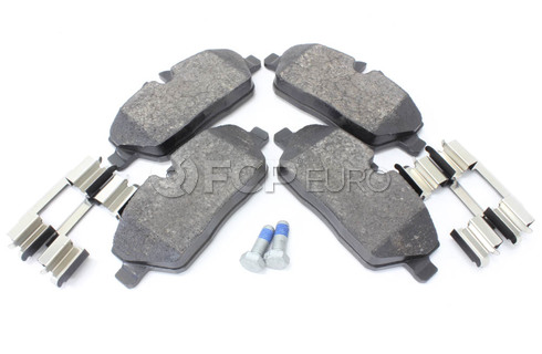 Mini Brake Pad Set - Genuine Mini 34116794056