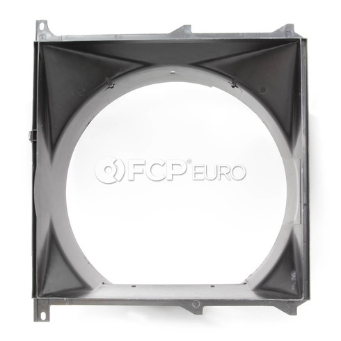 BMW Engine Cooling Fan Shroud (318i 318is 318ti) - Genuine BMW 17111723067