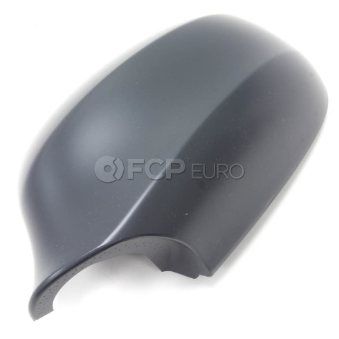 BMW Door Mirror Cover Left (E90 E91) - Genuine BMW 51167205291