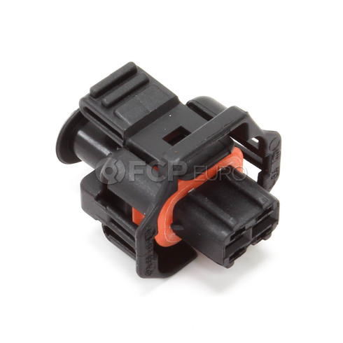BMW Plug Housing (2 Pol) - Genuine BMW 12512247471