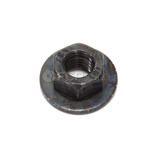 BMW Hex Nut With Plate (M8Z2) - Genuine BMW 07147144953