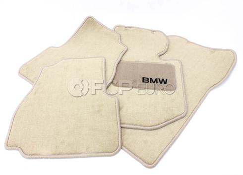 BMW Floor Mat (Sand) - Genuine BMW 82111468287