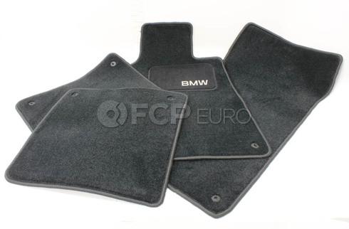 BMW Floor Mat Set - Genuine BMW 82111468138