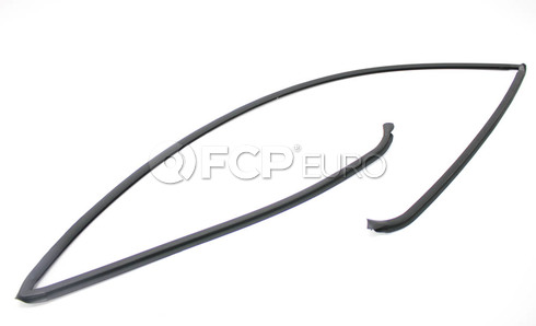 BMW Back Glass Seal Upper (E90) - Genuine BMW 51317061970