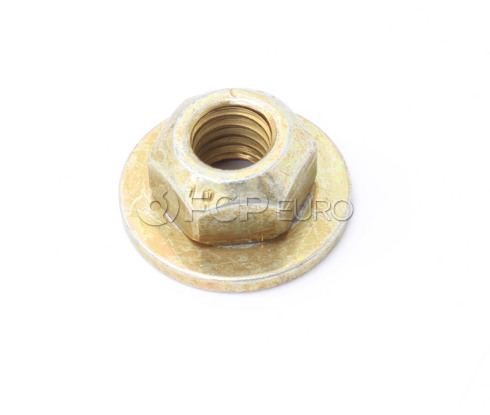 BMW Hex Nut With Plate (M10) - Genuine BMW 32101133077
