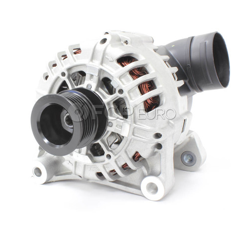 BMW Remanufactured 120 Amp Alternator - Genuine BMW 12317501599