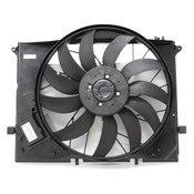 Mercedes Auxiliary Fan Assembly - Behr 2205000293