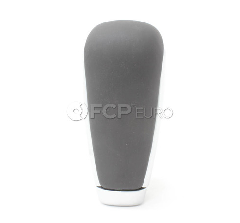 Volvo Shift Knob Charcoal Leather Automatic (S60 XC60 V70 XC70 S80) - Genuine Volvo 30756902