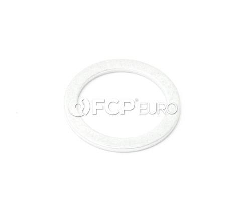 Porsche Engine Oil Drain Plug Gasket - Genuine Porsche 90012310630