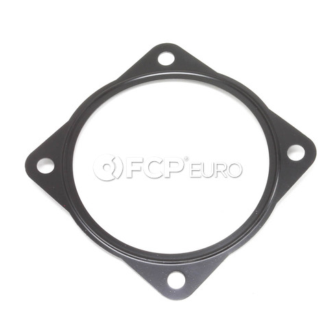 VW Fuel Injection Throttle Body Mounting Gasket (Phaeton Golf Jetta EuroVan) - Genuine VW Audi 021133073D