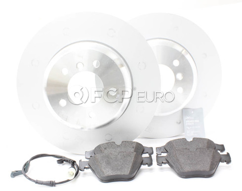 BMW Brake Kit Front (E60 E63 E64) - Genuine BMW 34116763824KTF