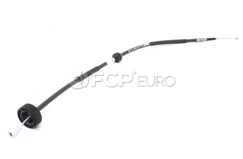 BMW Parking Brake Cable Rear Right (X5 X6) - Genuine BMW 34436772104