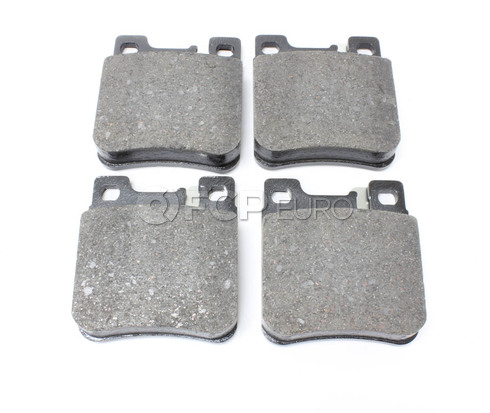 Mercedes Disc Brake Pad Rear - Genuine Mercedes 003420302041