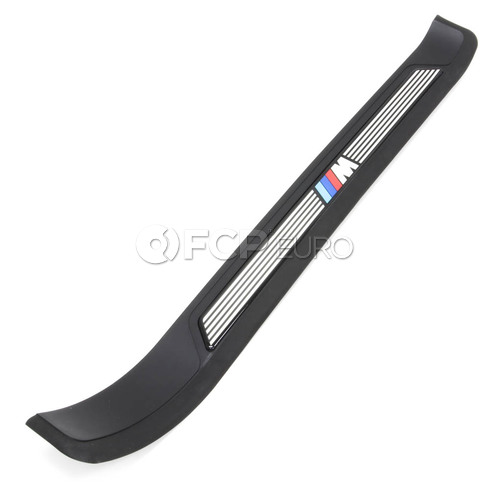 BMW Door Sill Cover Front Right - Genuine BMW 51472695662