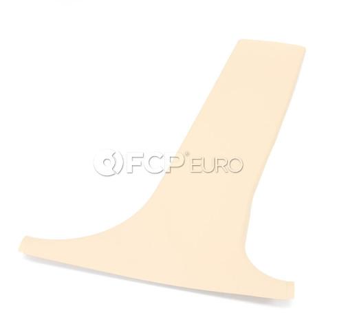 BMW Trim Panel Right Lower Centre Column (Sandbeige) - Genuine BMW 51438207198