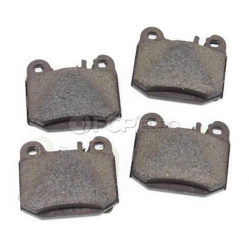Mercedes Brake Pad Set Rear (ML) - ATE 1634200920