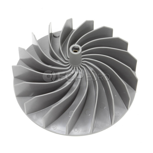 Volvo HVAC Fan Wheel (240) - Genuine Volvo 3522197