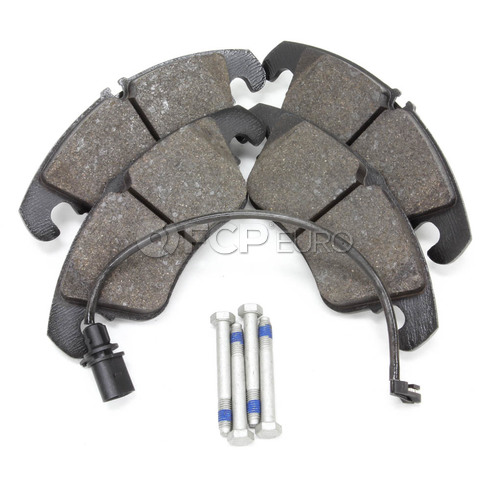Audi Brake Pad Set - Textar 8K0698151J