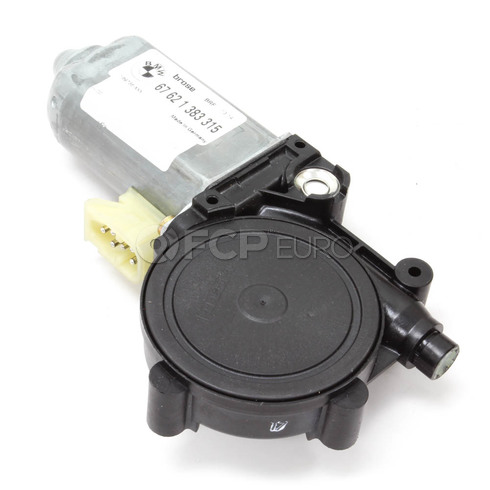 BMW Power Window Motor Front Left (E31) - Genuine BMW 67621383315