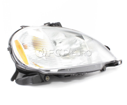 Mercedes Headlight Left (ML320 ML430 ML55 AMG) - Genuine Mercedes 163820416164