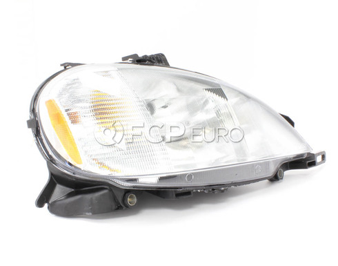 Mercedes Headlight Assembly Left (ML320 ML430) - Hella 1638204161