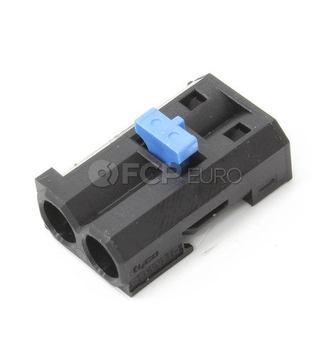 BMW Envelope F Optical Waveguide (2Pol -Black) - Genuine BMW 61138387214