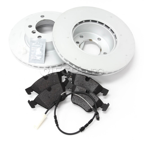 BMW Brake Kit Front (E90 E91 E92) - Genuine BMW 34116854998KTF4