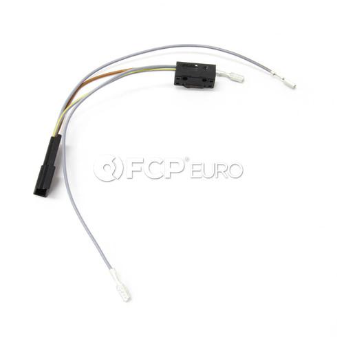 BMW Trunk Lid Release Switch - Genuine BMW 51138185792
