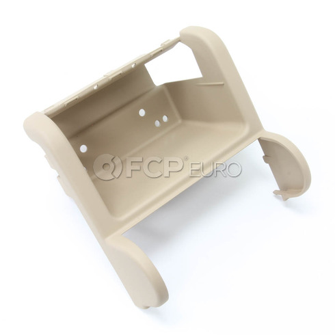 BMW Console Upper (Light Beige) - Genuine BMW 51168217932
