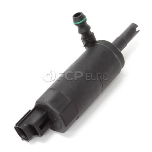 Volvo Headlamp Washer Pump Front (C30 C70 S40 V50) - Genuine Volvo 8620396