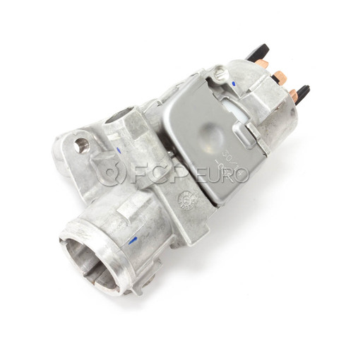 VW Audi Ignition Lock Housing - Genuine VW Audi 4B0905851P
