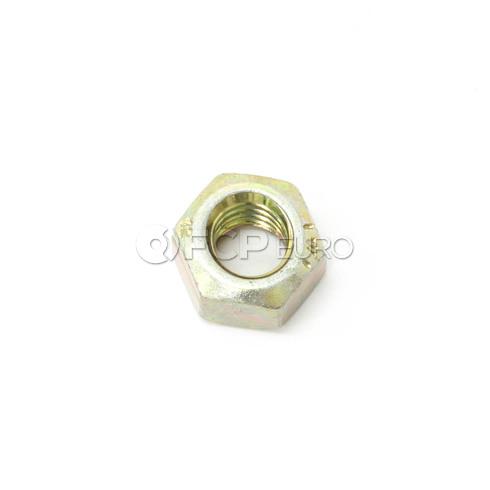 BMW Self-Locking Hex Nut (M8X1) - Genuine BMW 07129922770