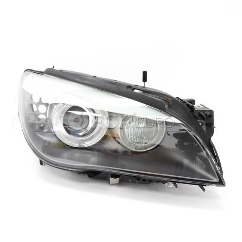 BMW Headlight Assembly Right (740Li 740i 750i) - ZKW 63117228424
