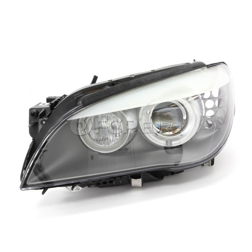 BMW Headlight Assembly Left (740i 740Li 750i) - ZKW 63117228423