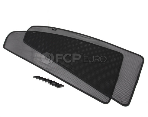 BMW Rear Side Windows Sun Blind - Genuine BMW 51462154684