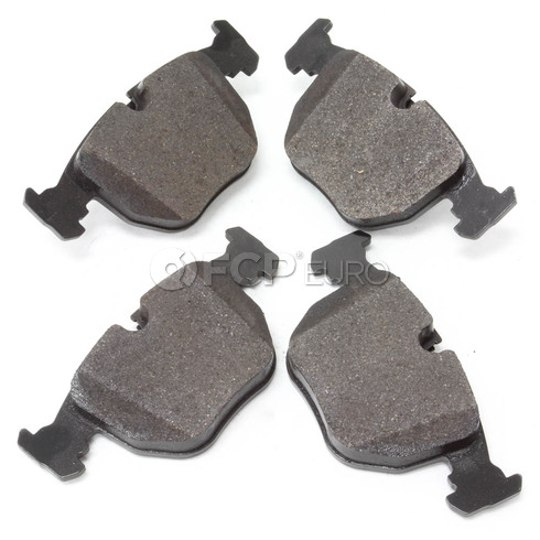 BMW Brake Pad Set Front (E39 M5) - Genuine BMW 34112282165