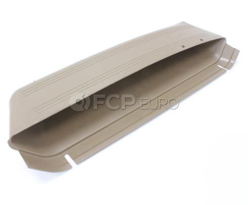 BMW Door Pocket Left (Beige) - Genuine BMW 51418177999